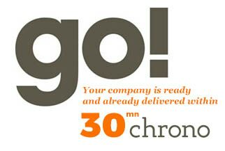 Your company is ready 30 minutes chrono
